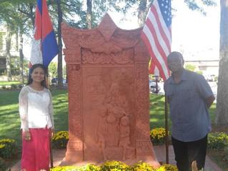 Cambodian Community Center Monument Dedication