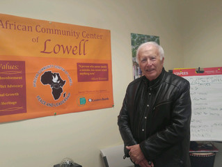 Lowell Mayor Visits ACCL