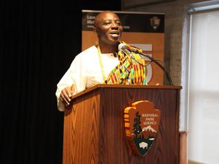 Gordon receives LNHP Cultural Heritage Excellence Award