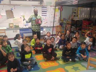 Gordon Participates in Read Across America