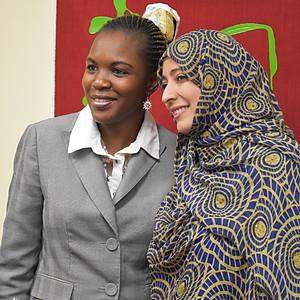 Nobel Peace Prize Presentation