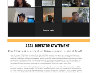 ACCL Summer Program Newsletter