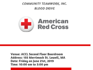 ACCL Community Blood Drive