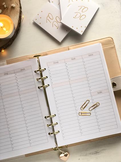Nedatovaný kalendář