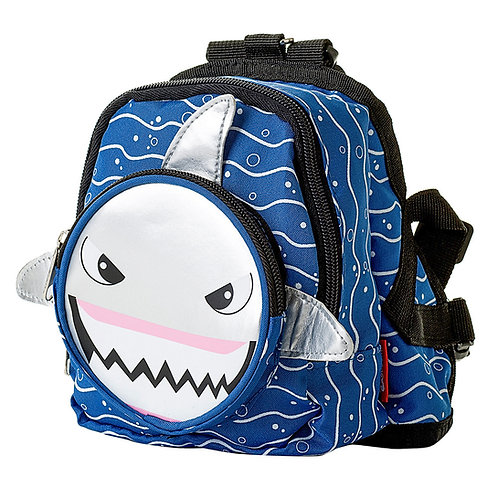 Mochila para pet Shark