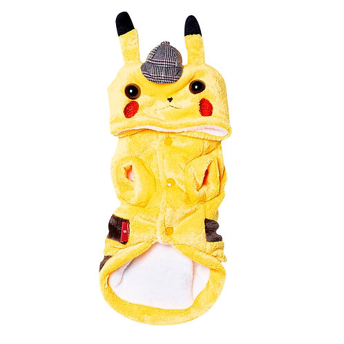 Pikachu Detetive