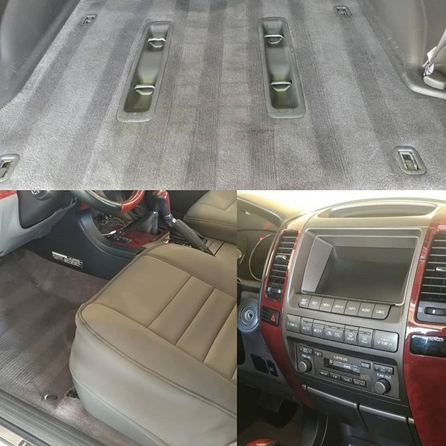 A nice interior is a clean one