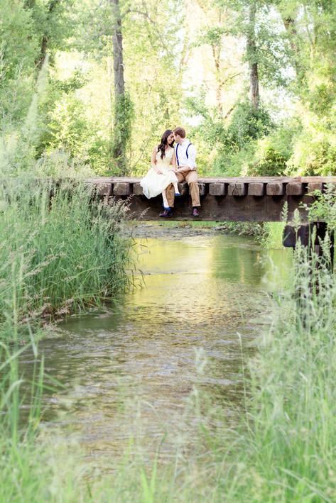 Romantic Picnic Engagement Session