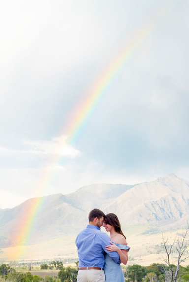 Yellowstone River Engagement Session