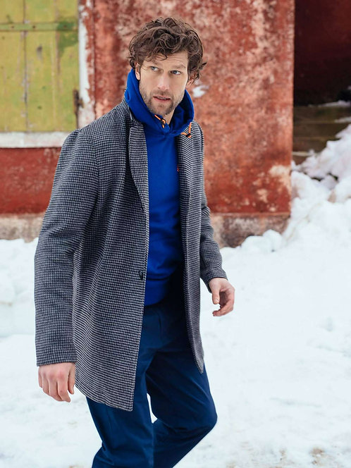 Giacca classica in lana