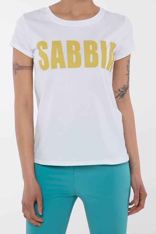 TSHIRT SABBIA