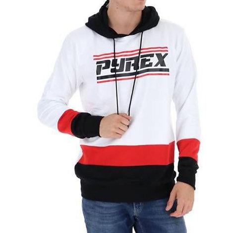 Felpa Unisex Pyrex Cappuccio
