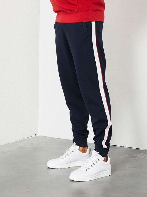 Pantaloni tuta con bande laterali