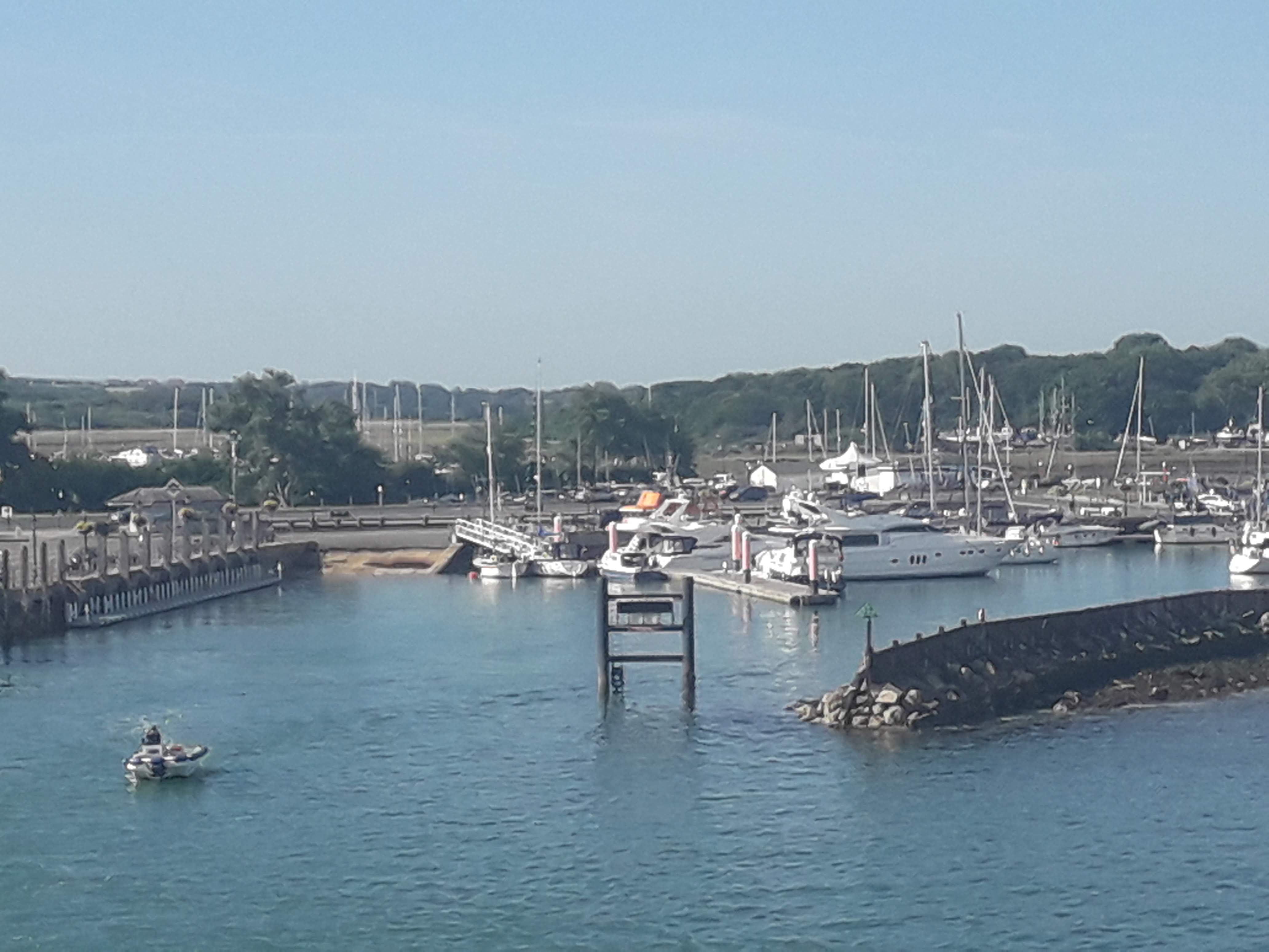 Lymmington Harbour - 1st July 2019