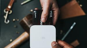 Credit card transaction POS