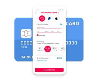 FanFood mobile pos payment platform for stadium concessions