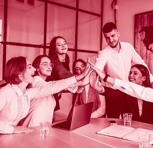 group-of-people-working-out-business-pla