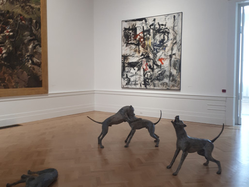 Galerie nationale d'art moderne de Rome