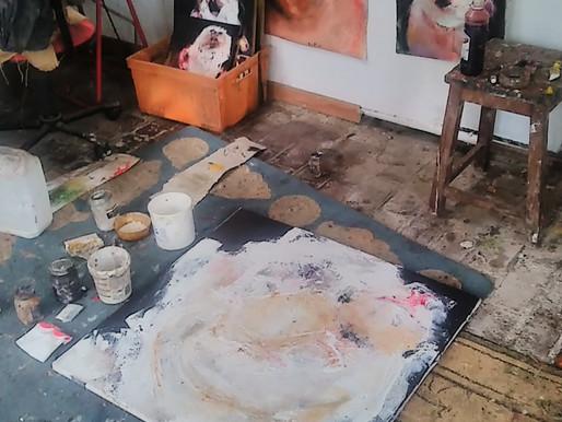 Voeux et retour de la peinture