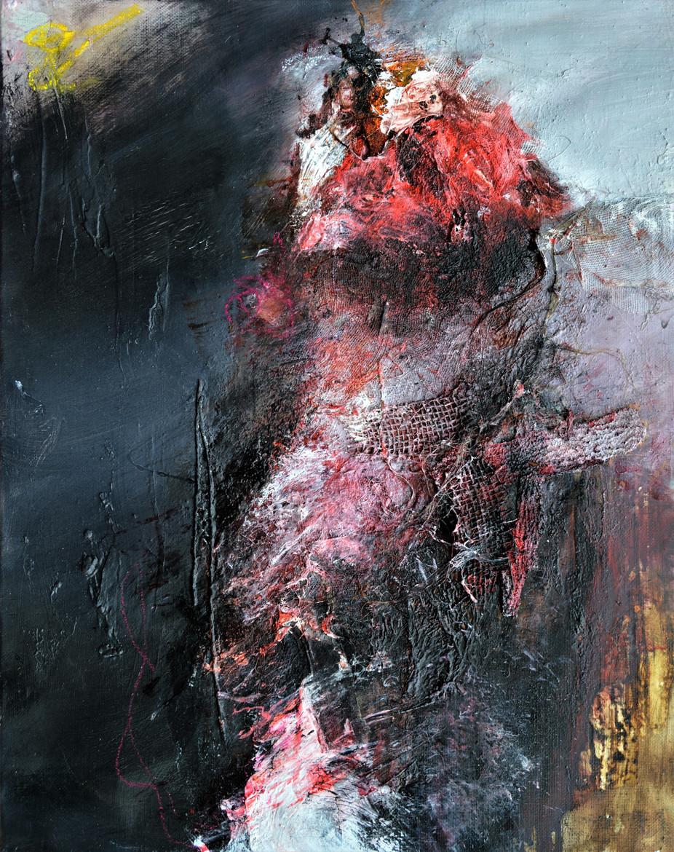 autoportrait n°2.