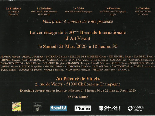 Biennale internationale d'art vivant