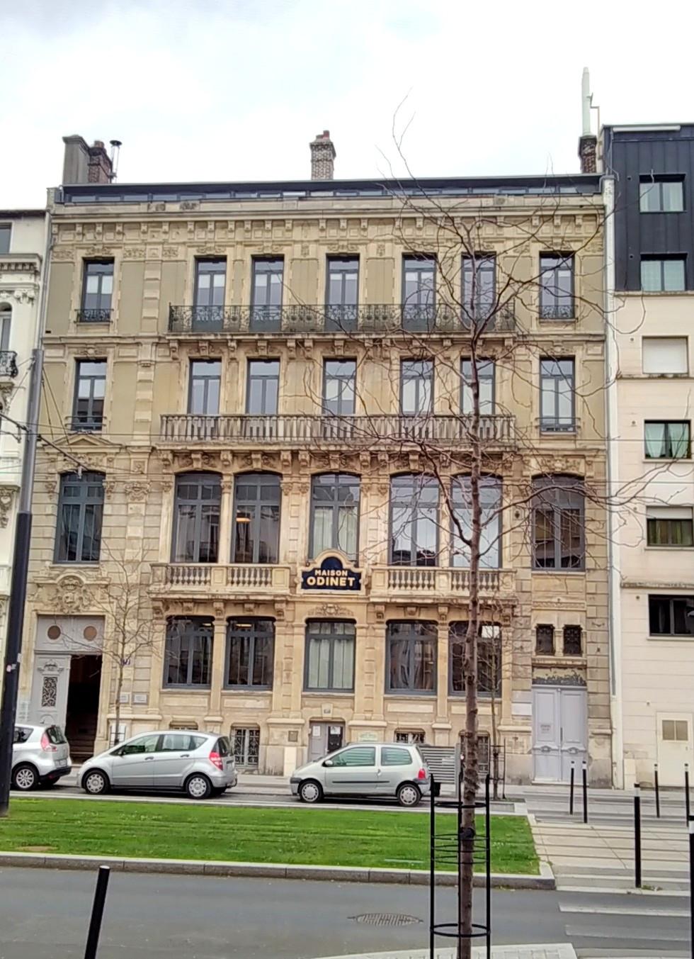 Le Havre, la maison Odinet