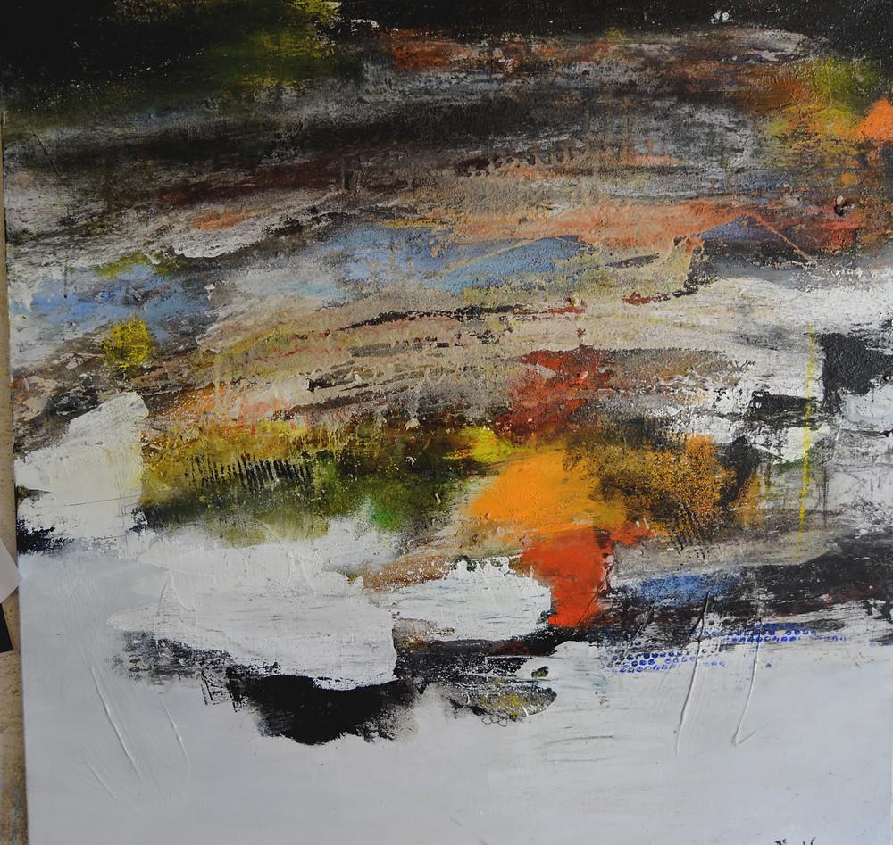 paysage n°73          120 x 120