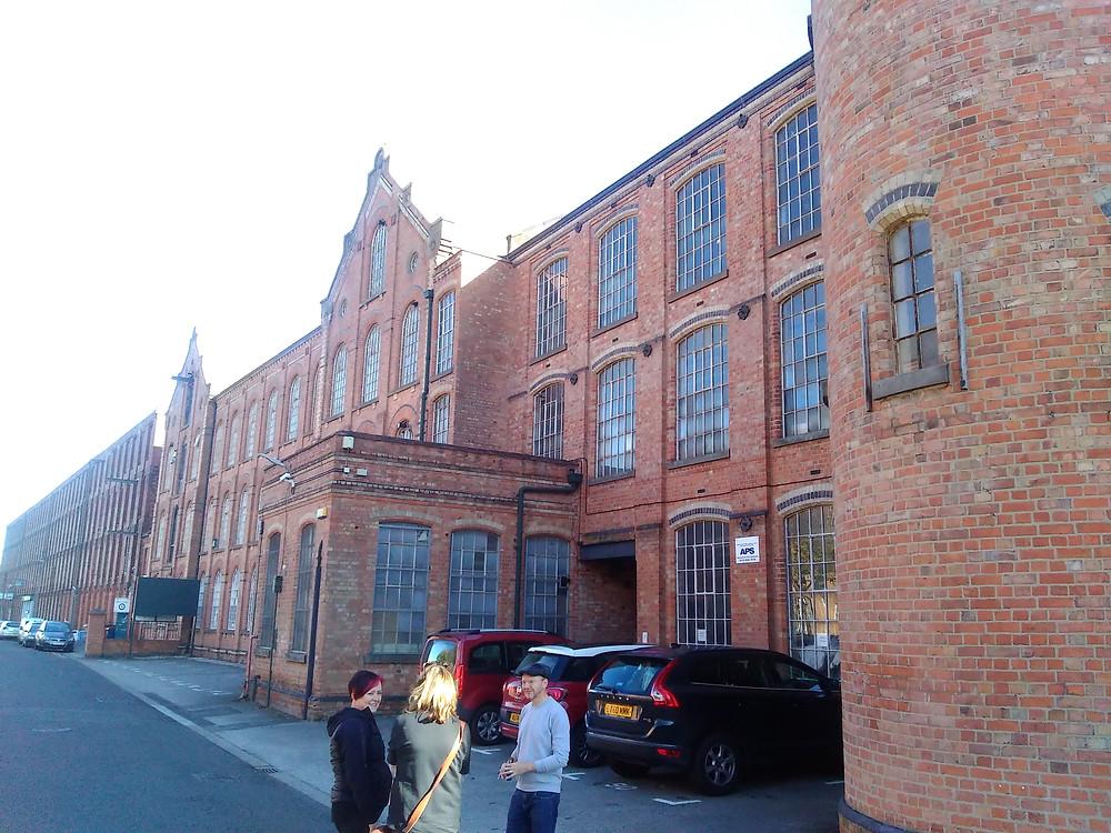 Harrington Mill studios