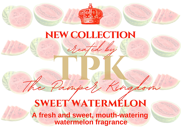 New Collection - Sweet Watermelon
