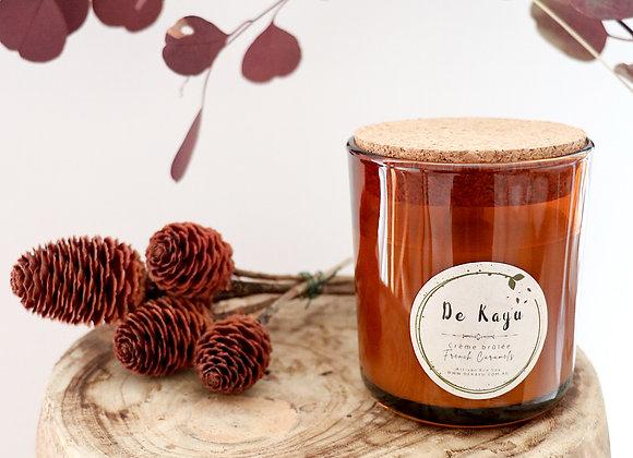 Crème Brûlée | Cork Lid