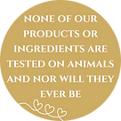 none of our products or ingredients are tested on animals.png