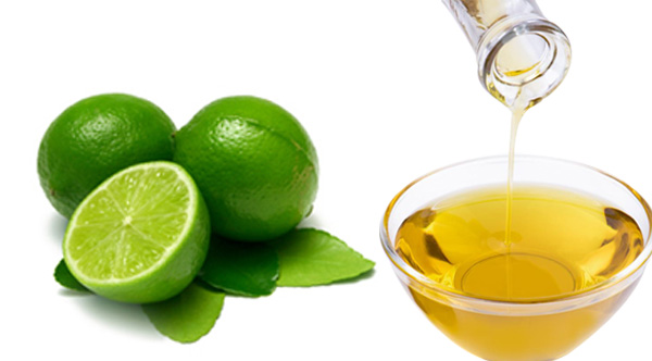 Lime seed oil