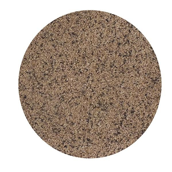 Ground olive stone