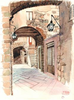 004_ヴィテルボの街_イタリア