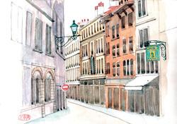 001_ジュネーブ旧市街1_スイス