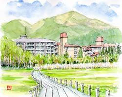 川合昭二-高原のホテルs