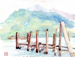 芦ノ湖深良用水付近s
