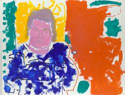 National Portrait Gallery: Patrick Heron