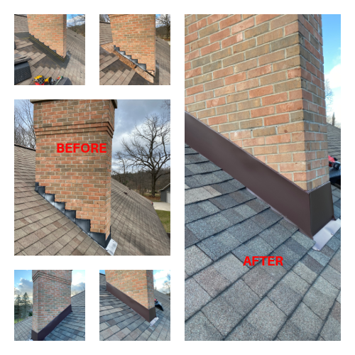 Free roofrepair quote/General assessment