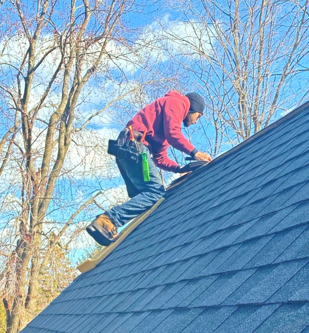 Roofing Repair SAME DAY