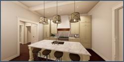 1220 Dauphine C kitchen