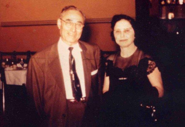 Mr. Nick and Ms Dora