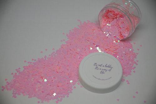 Pink Sweetheart Confetti Mix, 0.5oz