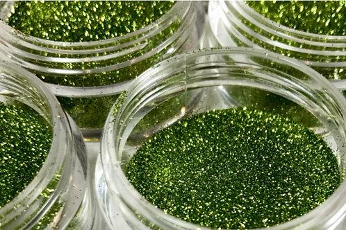 Peridot Cosmetic Microfine Glitter