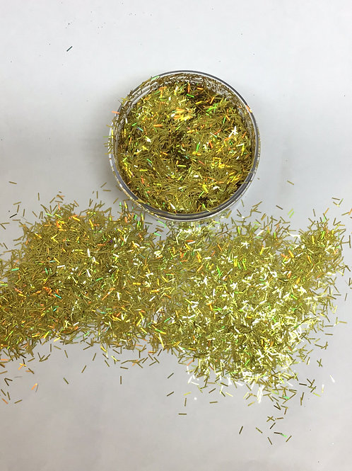 0.5 oz Solid DiscGold Dancer Tinsel