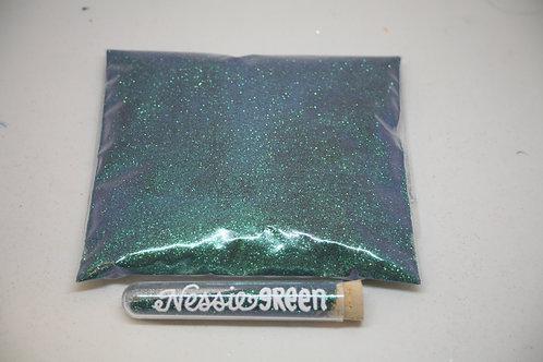 8 oz Bag, Nessie Green