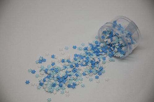 0.5 oz Mini Sculpts Snowflake