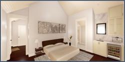 822 barracks thrid fl bedroom