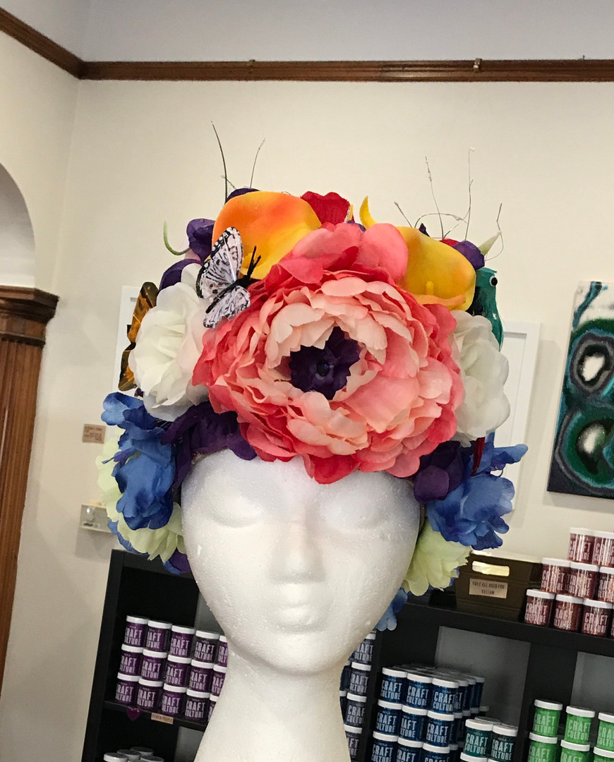 Custom Headdresses