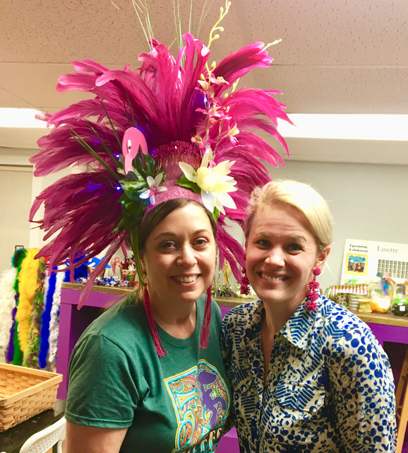 HEather Doyle HEaddress Classes